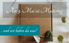 Geschenkbox zum Muttertag